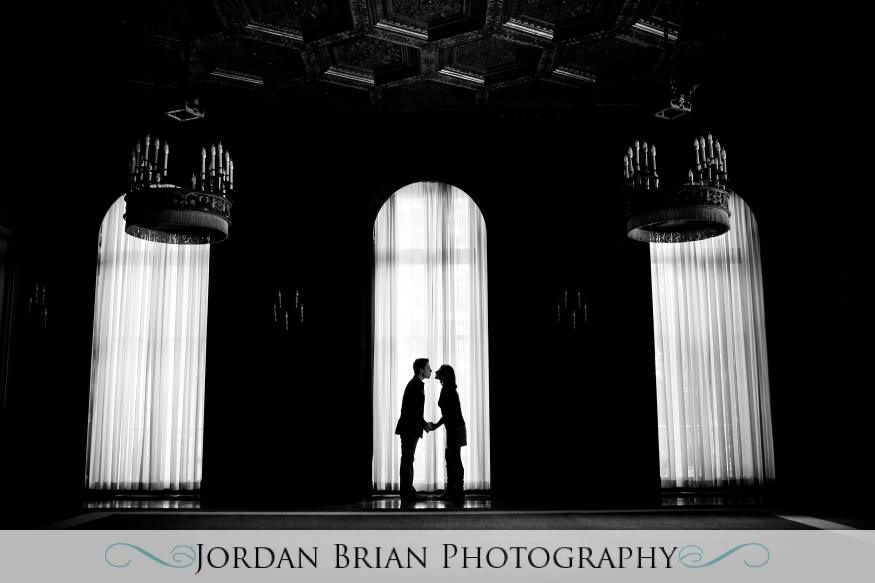 wedding monmouth university engagement inside Jordan Brian Photography