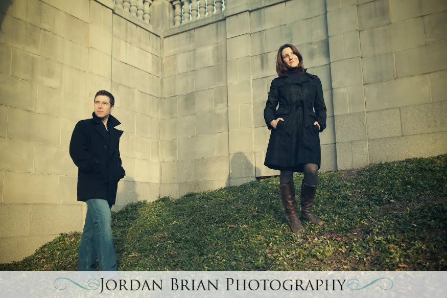 wedding monmouth university engagement fashion 1 Jordan Brian Photography