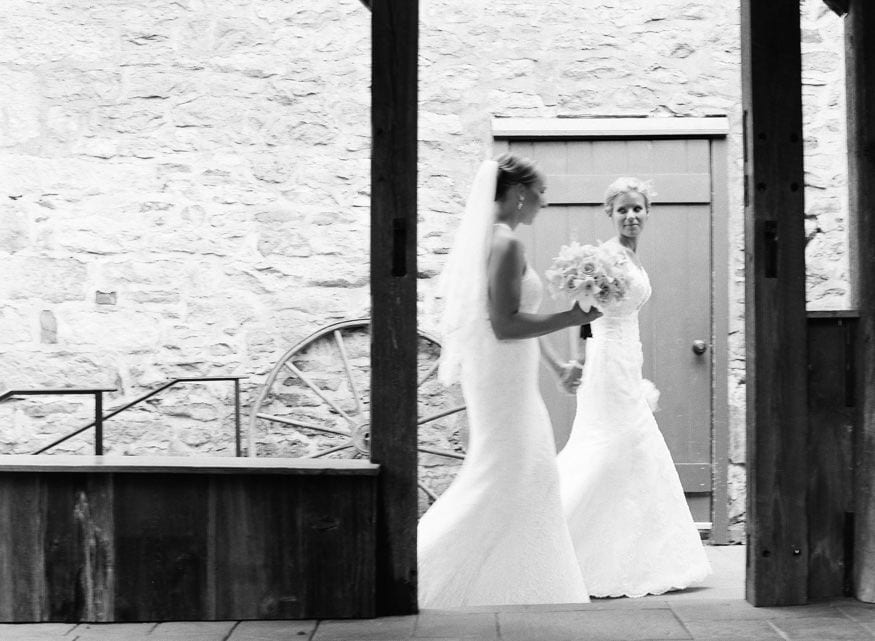 Holly Hedge same sex wedding portraits.