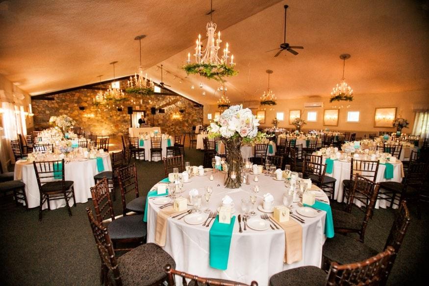 hollyhedge estate reception room photo