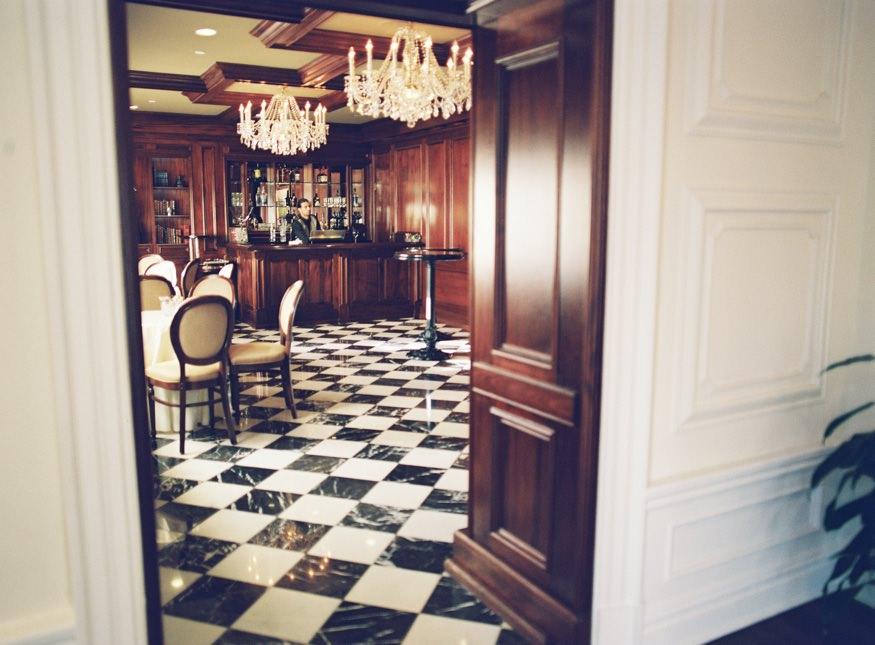 park savoy estate wedding reception bar