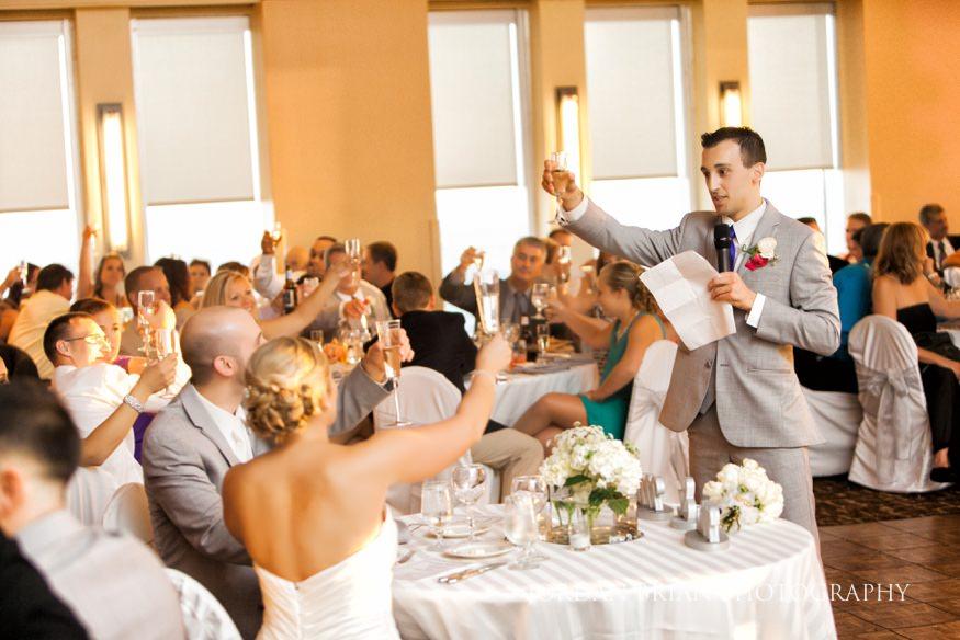 Best Man speech at VUE on 50 wedding reception.