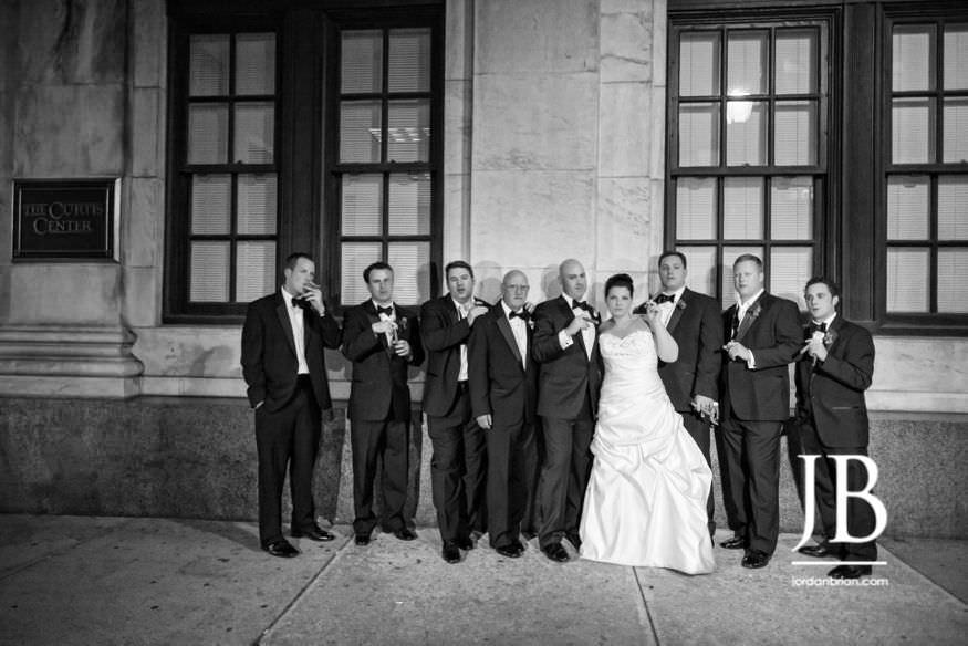 jordan brian photography, wedding photography, portrait photography, philadelphia wedding photography, new jersey wedding photography , south jersey wedding photography, maryland wedding photography, delaware wedding photography, Atrium at Curtis Center, philadelphia, beautiful blooms florist, east coast events group, irma's bridal