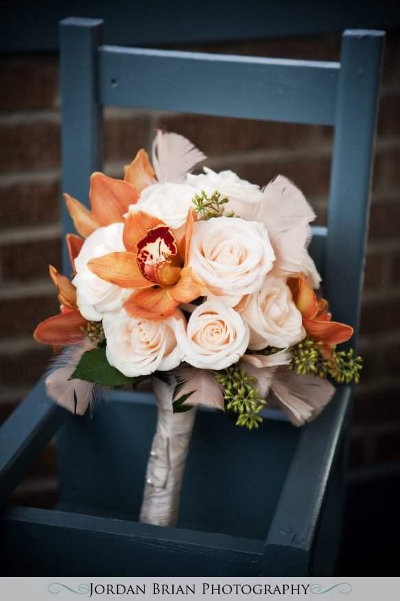 New Jersey wedding photography. Jordan Brian Photography Wedding of Dena & Pete – Forsgate Country Club – Monroe Township, NJ flowers
