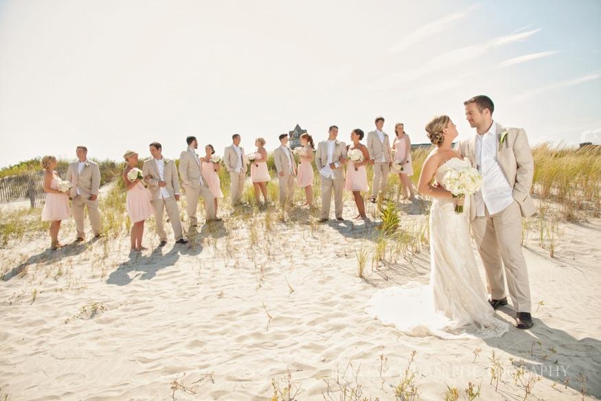 Ocean City Yacht Club Wedding Of Gillian & Ryan