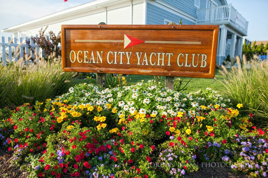ocean city yacht club wedding