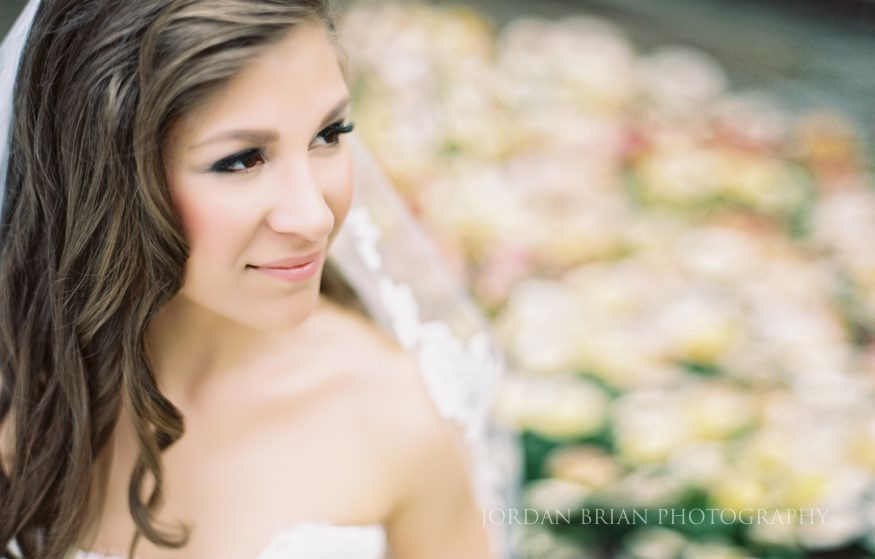 bride wedding portraits in moorestown nj