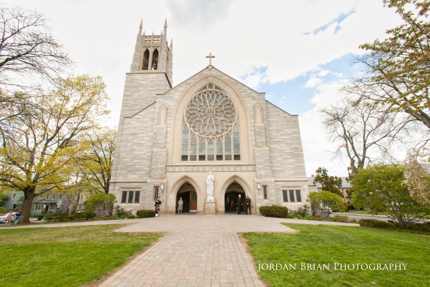st paul's catholic church ceremony in princeton nj