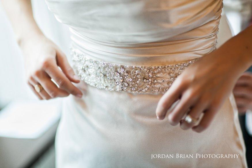 Bridal preps at Sofitel