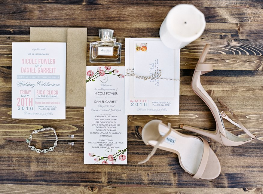 Wedding invitations from Zazzle.