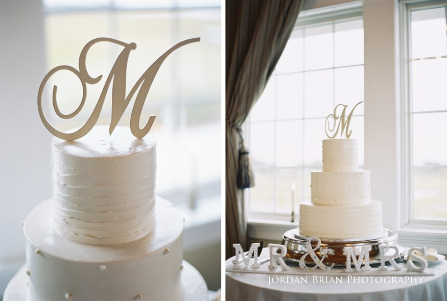 bonnet island estate wedding cake