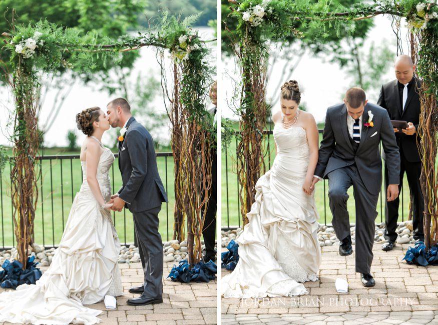 Lake House Inn Wedding - Perkasie - PA - Tiffany & Blaine