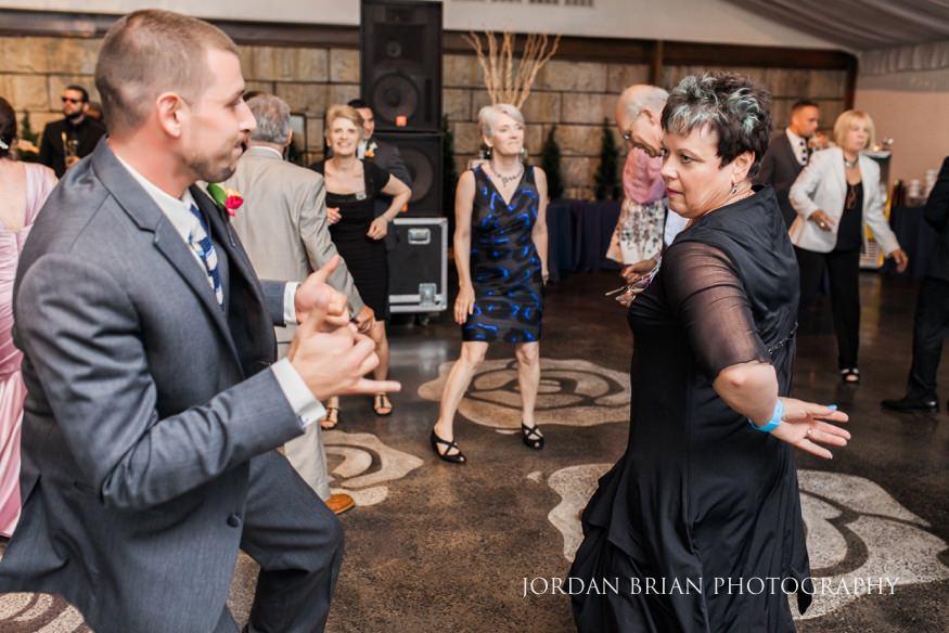 dancing lake house inn wedding reception