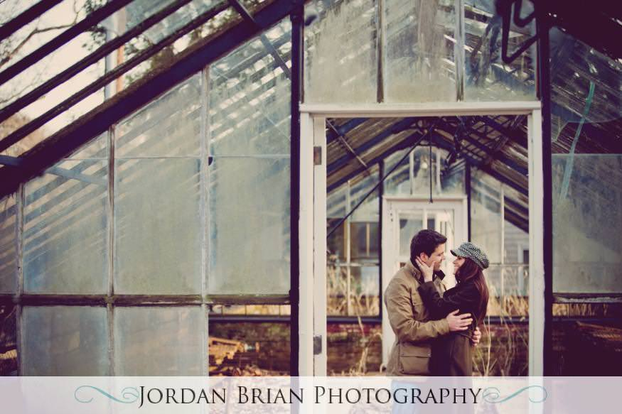 Jordan Brian Photography – Philadelphia Wedding Photography – Proposal – Valley Forge - shoot glass house