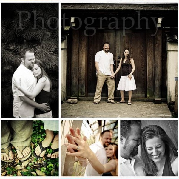 Fairmount Park Engagement Session - Charlene & Stephen