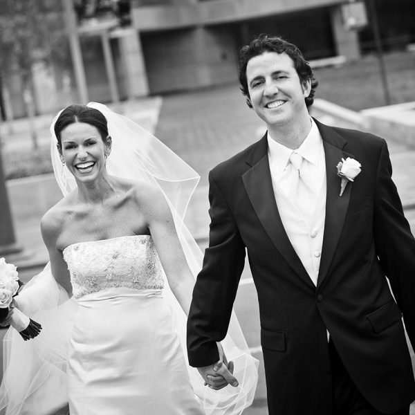 Cescaphe Ballroom Wedding - Laura & John - Philadelphia, PA