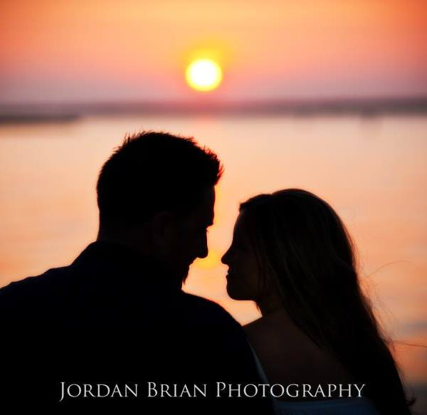 Long Beach Island Engagement Session - Stephanie & David