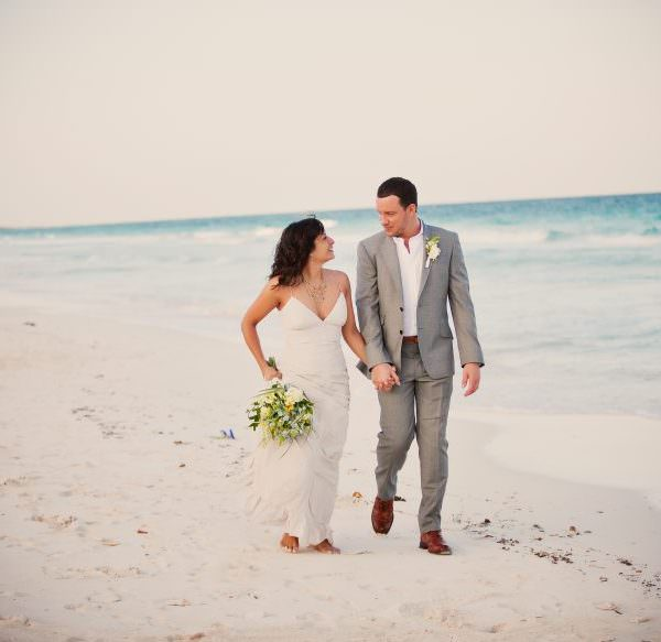 Mexico Destination Wedding of Bianca & Lyle - Mil Amores - Tulum