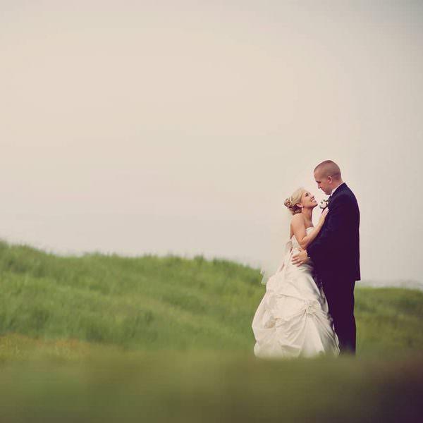 Summer Scotland Run Wedding - Lorie & Josh