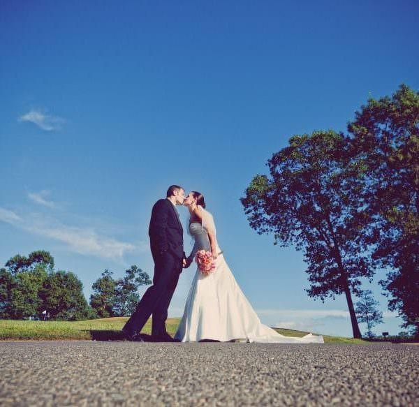 Scotland Run Golf Club Wedding - Jackie & Tom