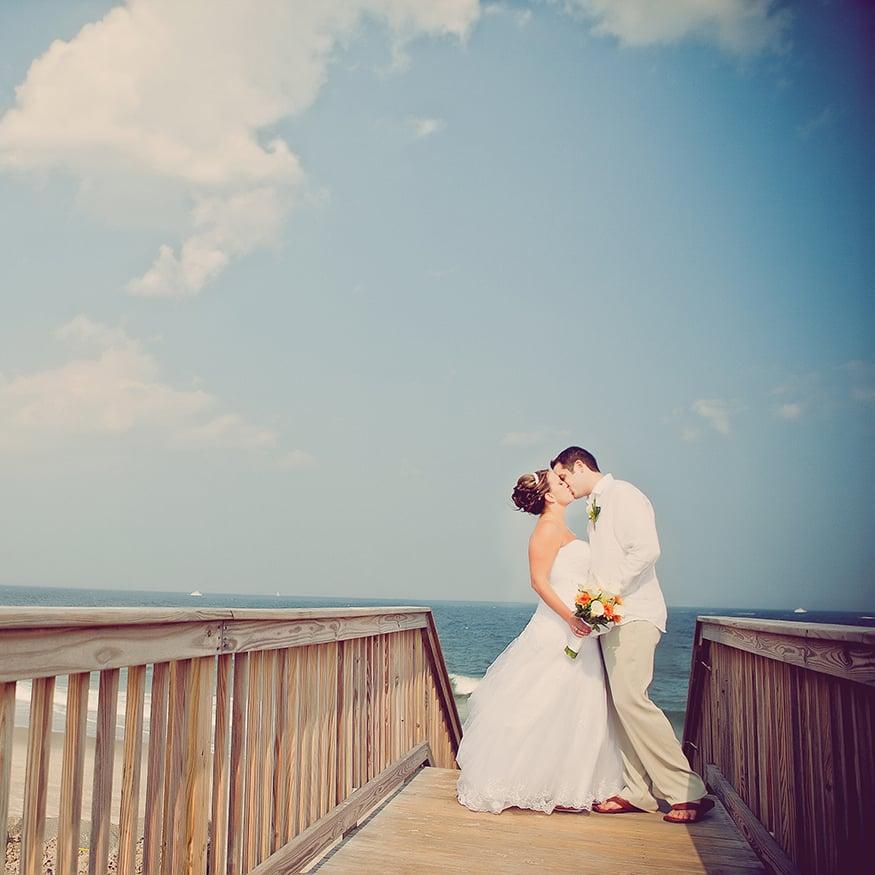 Melanie jordan wedding