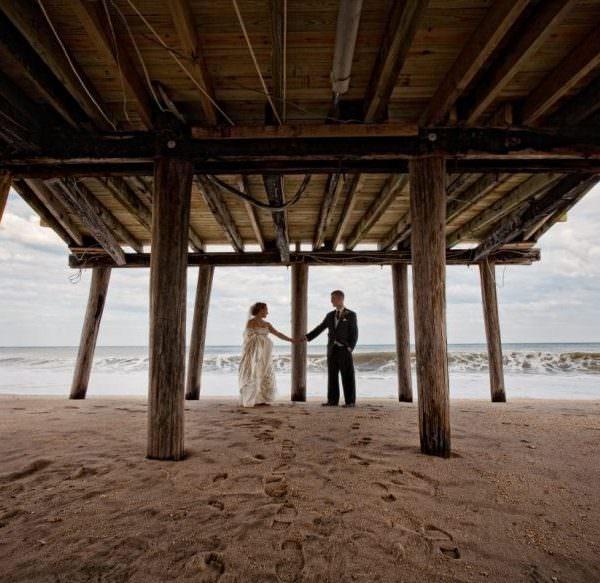 Jack Bakers Sunset Ballroom Wedding - Jessica & Cody