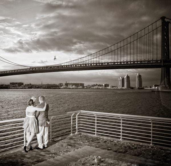 Classic Vintage Engagement Session - GTKY- Veronica & Matt