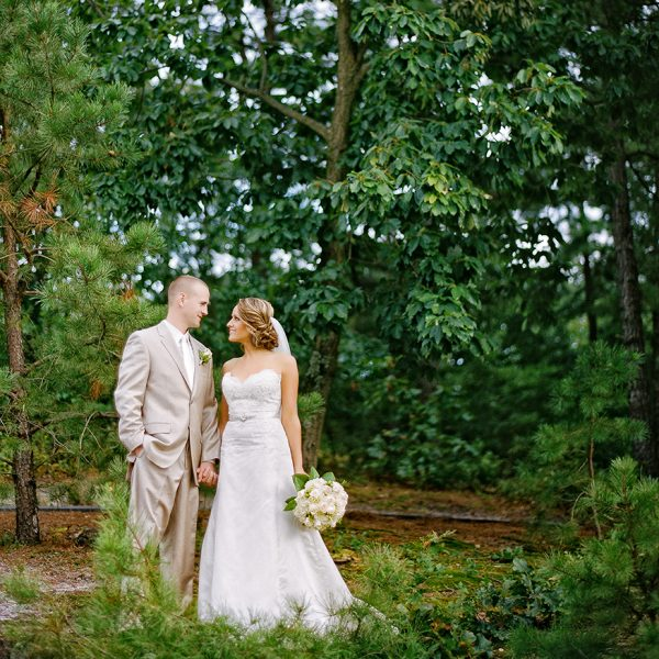 Trump National Golf Course Wedding - Meredith & James