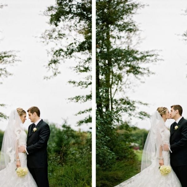 Mountain Branch Golf Course Wedding - Caitlin & Alan - Part I