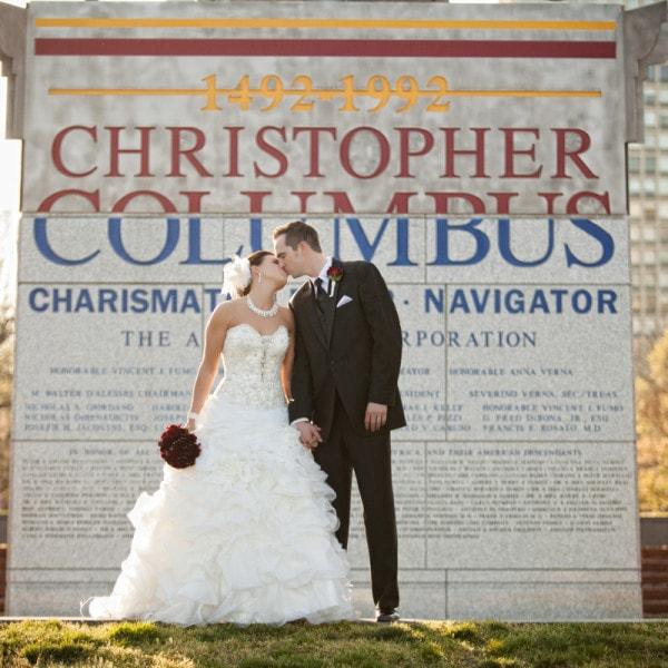 Ballroom At The Ben Wedding - Philadelphia, PA - Amanda & Dave - Part I