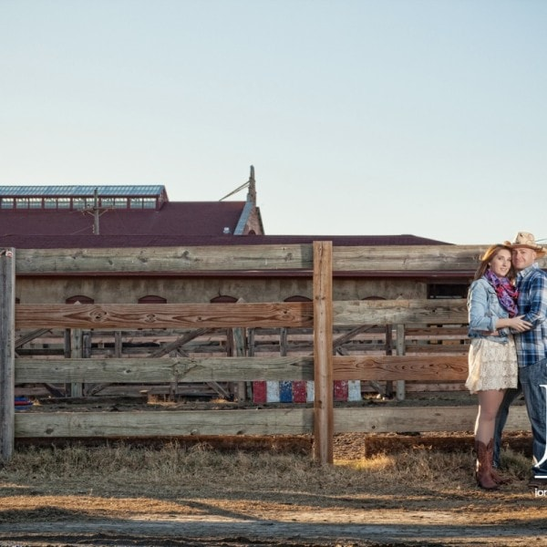 Dallas Engagement Session - Ally & Jeff