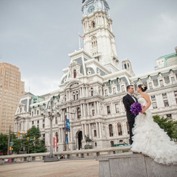 Heidi & Vadim's VIE wedding reception in Philadelphia