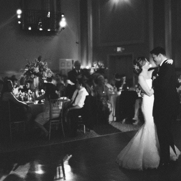 Cescaphe Ballroom Wedding - Jen & Neil - Part II