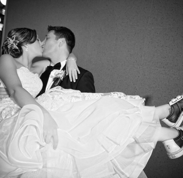 Cescaphe Ballroom Wedding in Philadelphia - Jen & Neil - Part I