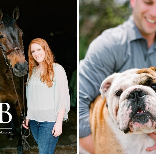 Sandy Hill Farm Engagement Session - Dara & Brian