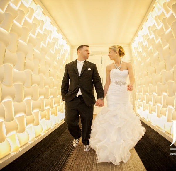 Summer Wedding at Le Meridian in Philadelphia - Jamie & Justin - Part II