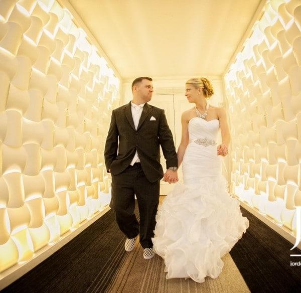 Summer Wedding at Le Meridian in Philadelphia - Jamie & Justin - Part II