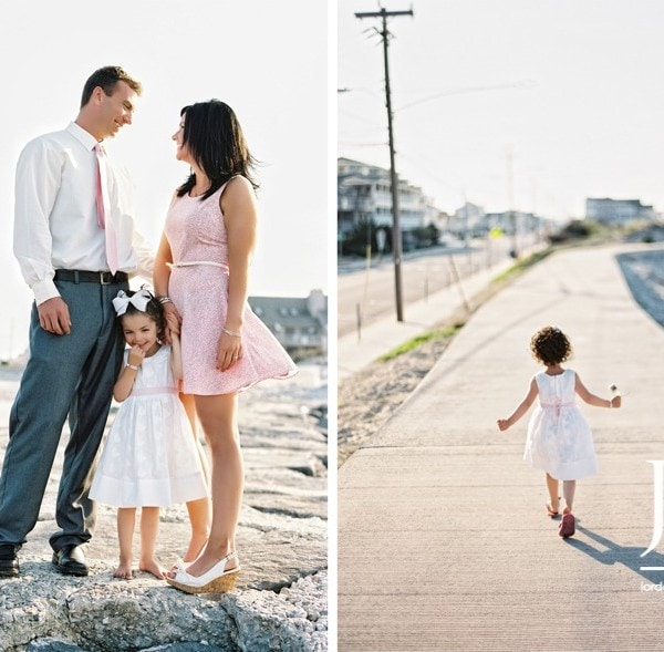 Ocean City New Jersey Engagement Session - Jacqueline & Brian