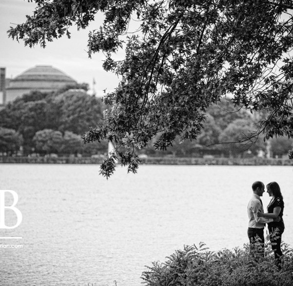 Boston Engagement Session - Kate & Jon
