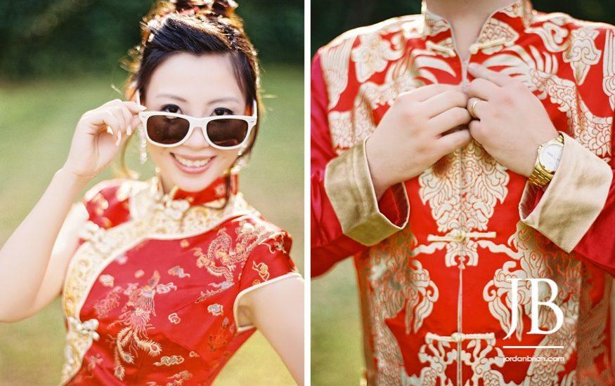 Philadelphia Belle Voir Manor Fall Wedding Jingjing Ethan Part II