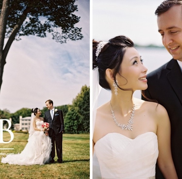 Fall Belle Voir Manor Wedding in Bensalem, NJ - Jingjing & Ethan - Part I