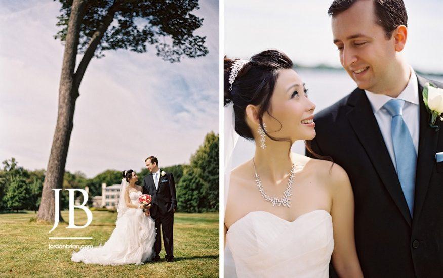 Fall Belle Voir Manor Wedding In Bensalem NJ Jingjing Ethan Part I