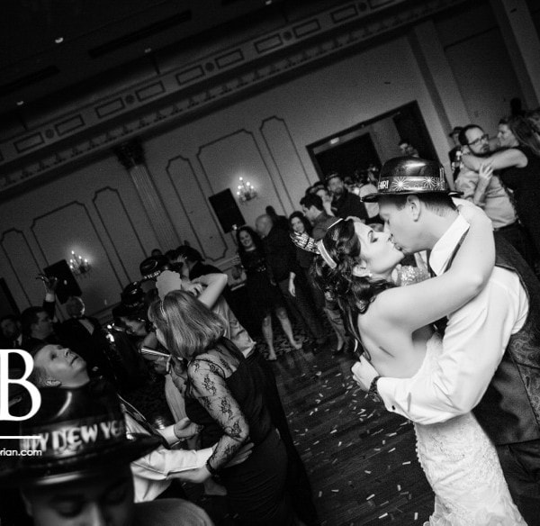 Winter Wedding at the Merion - Jacqueline & Brian - Part II
