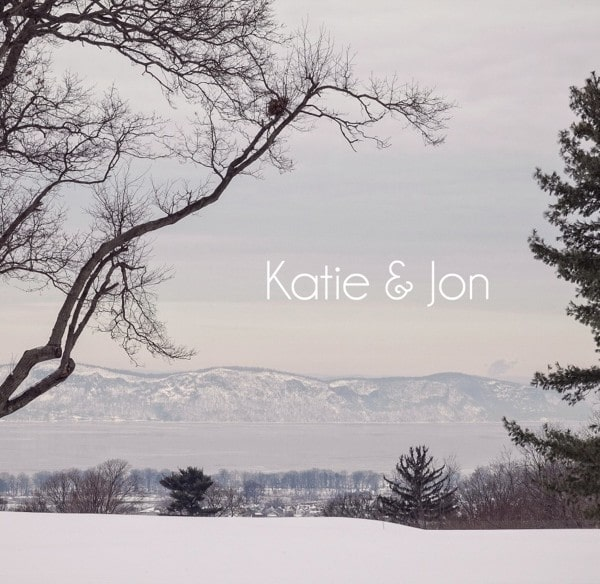 Winter Wonderland Tappan Hill Mansion Wedding - Katie & Jon - Part I
