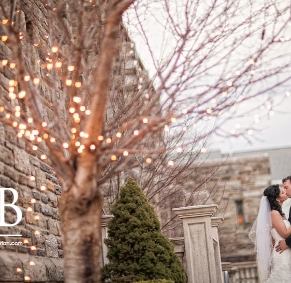 Winter Wedding at the Merion - Jacqueline & Brian - Part I