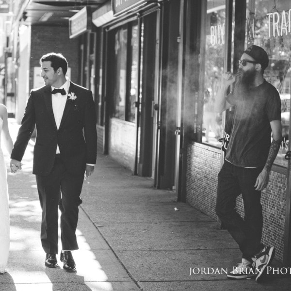 "Summer Wedding at The Westin Hotel in Philadelphia ""Jessica & Justin"" Part I"
