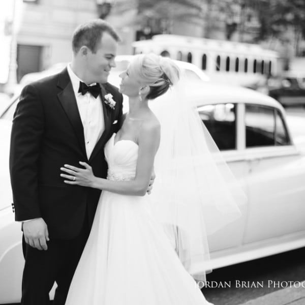 The Down Town Club Wedding in Philadelphia of Patrick (Matt Damon) and Lisa