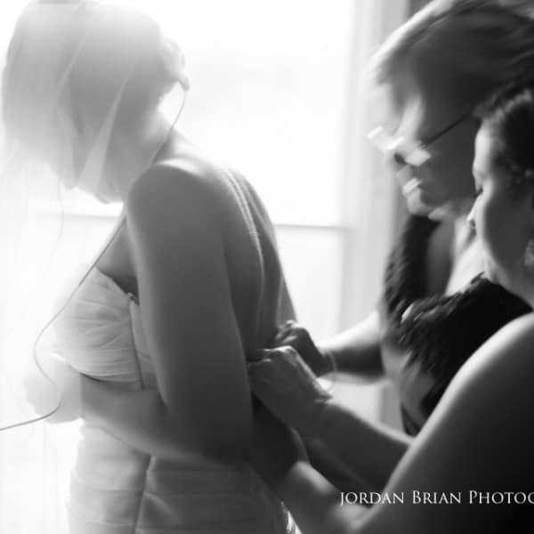 Cescaphe Ballroom Wedding - Summer Wedding in Philadelphia - Julie & Ryan