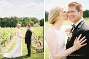 valenzano winery wedding photographs