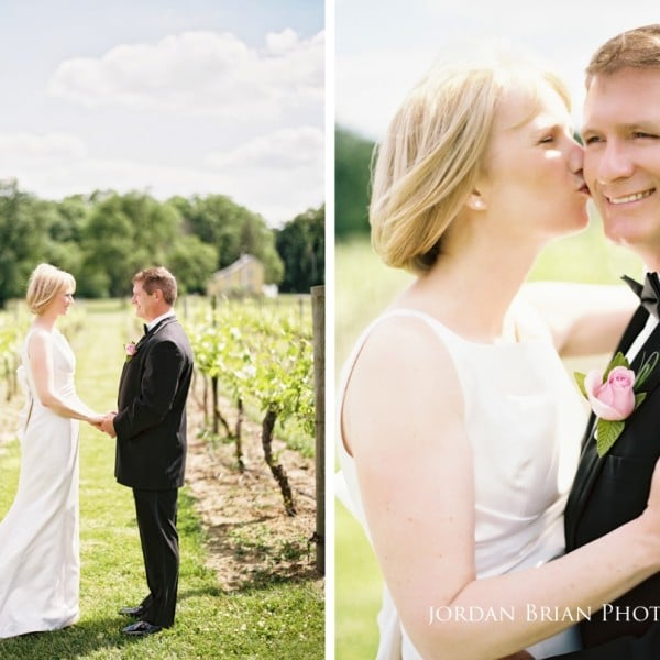 Valenzano Winery Wedding - Shamong, NJ- Yvonne & Bryan
